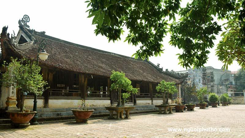 Đình Hùng Lô, Việt Trì, Phú Thọ
