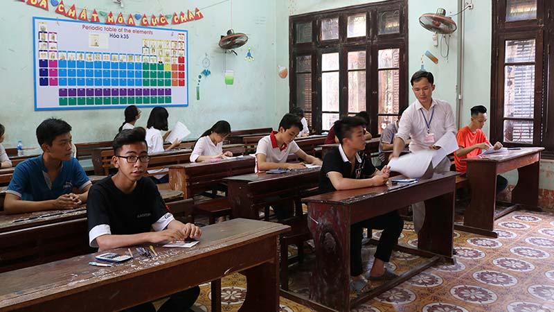 Những đối tượng được tuyển thẳng vào lớp 10 tại Phú Thọ