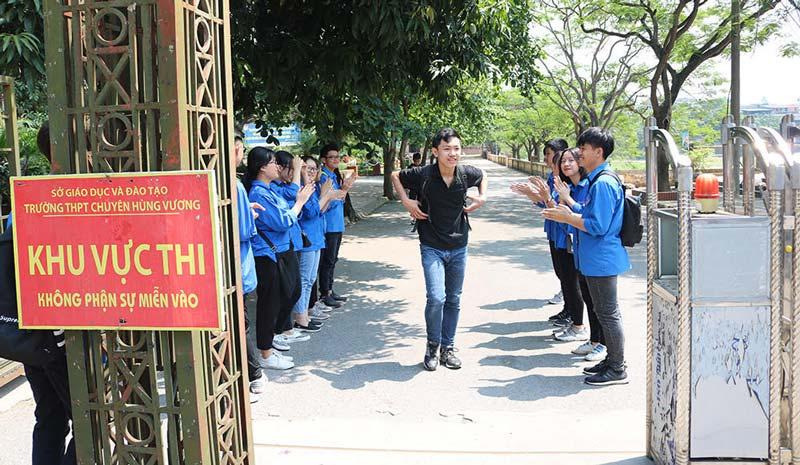 Phương án tuyển sinh vào lớp 10 THPT năm 2020 tại Phú Thọ
