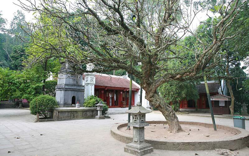 Đền Hạ - Khu di tích lịch sử Đền Hùng