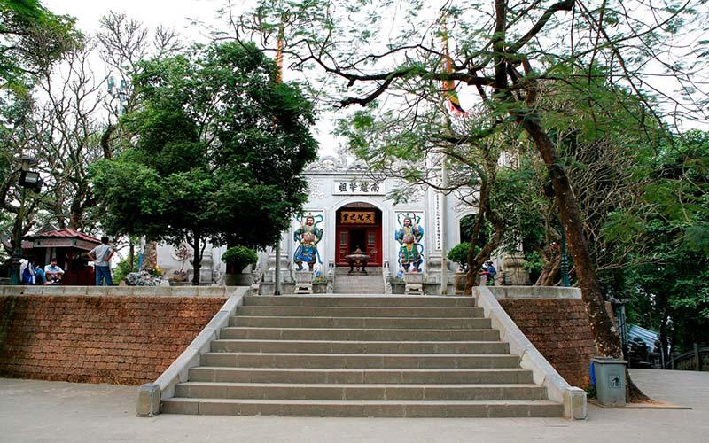 Đền Thượng - Khu di tích lịch sử Đền Hùng