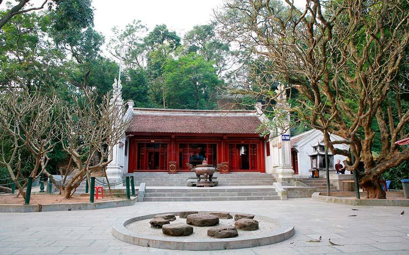 Đền Trung - Khu di tích lịch sử Đền Hùng