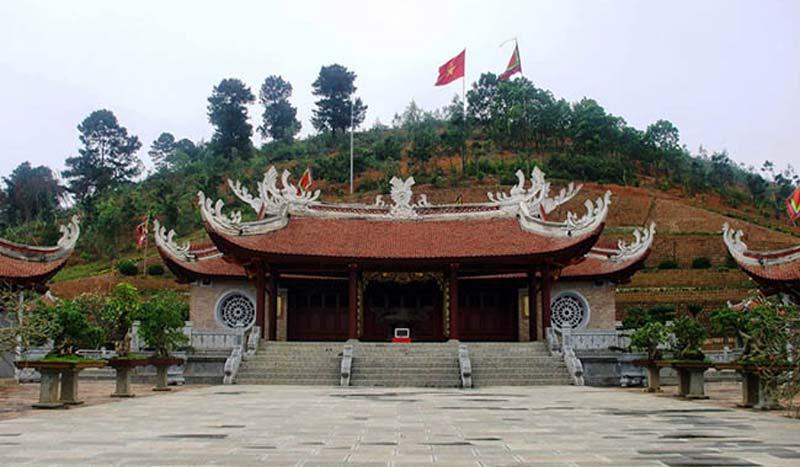 kinh nghiệm du lịch đền Hùng Phú Thọ