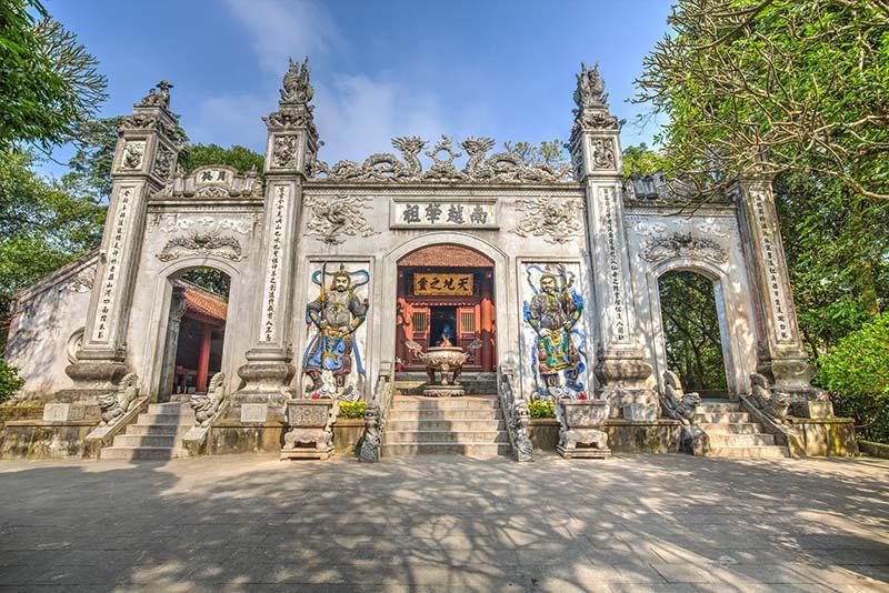 Đền Hùng Phú Thọ thờ ai