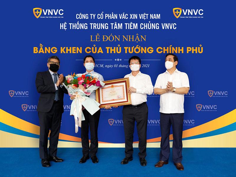 VNVC Phú Thọ sở hữu đội ngũ y tế chuyên môn cao