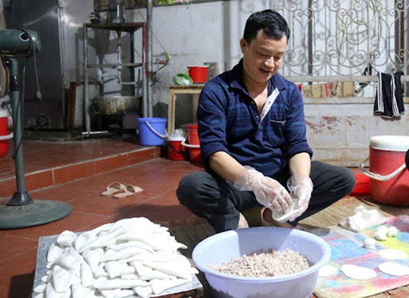 Cách làm bánh Tai đúng chuẩn Phú Thọ