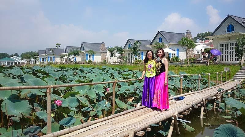 Vườn vua Phú Thọ có gì chơi