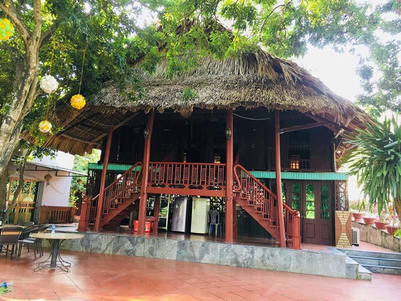 Nhà hàng Dũng Râu, huyện Thanh Thủy, Phú Thọ