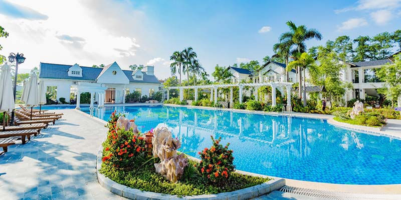 Sơ lược về Vườn Vua Phú Thọ