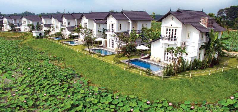 Vườn Vua Phú Thọ cách Hà Nội bao nhiêu km?
