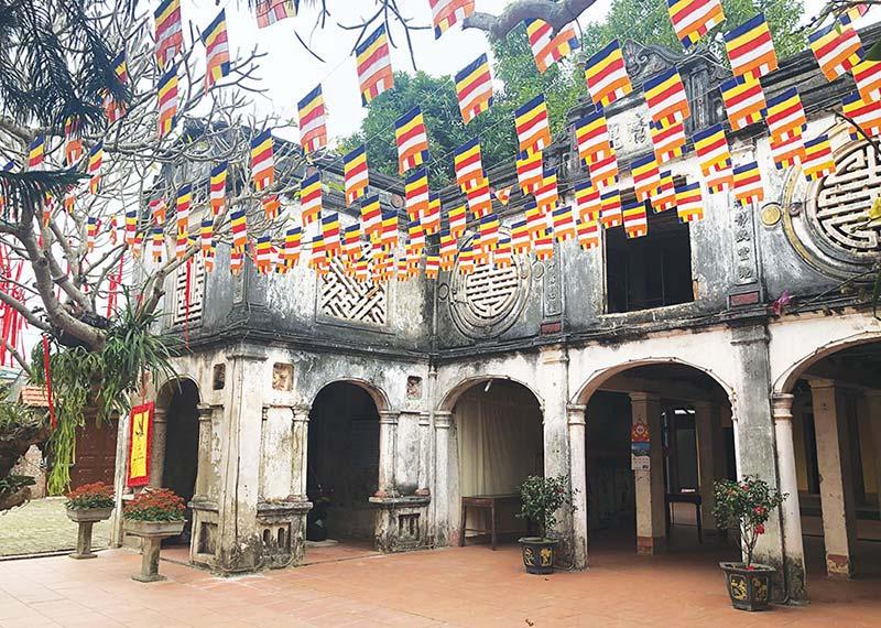 Lịch sử chùa Bối Linh