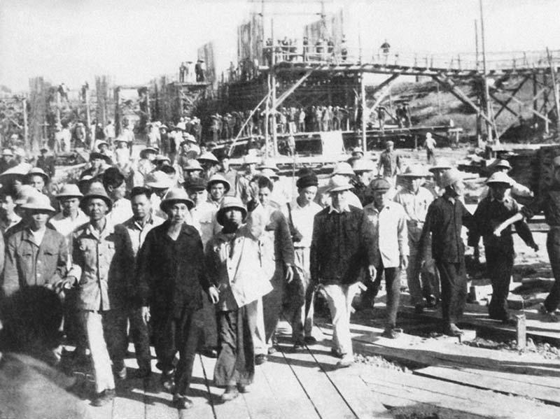 Bác Hồ về thăm tỉnh Phú Thọ lần thứ 5 (ngày 20/7/1958)