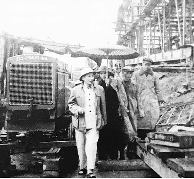 Bác Hồ về thăm tỉnh Phú Thọ lần thứ 8 (ngày 18 và 19/8/1962)