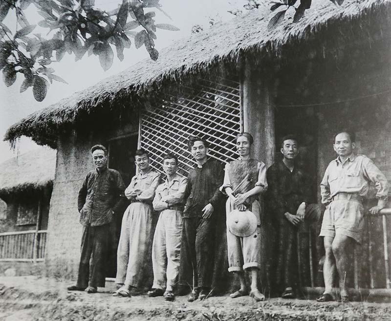 Đền Chu Hưng còn gắn với nhiều sự kiện lịch sử trọng đại của đất nước