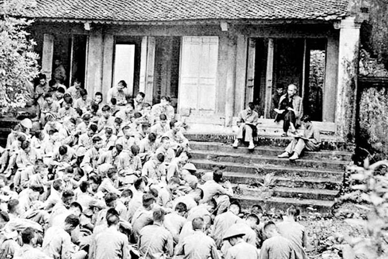 Bác Hồ thăm tỉnh Phú lần thứ 3 (ngày 19/9/1954)